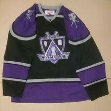 WWE The Undertaker Hockey Jersey L Large Wrestlemania 32 WWF Wrestling LA Kings