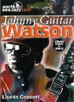 "Johnny ""Guitar"" Watson  - North Sea Jazz Festival 1993  (DVD + CD)  Neuf"