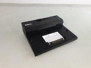 Dell Latitude E-Series Laptop E-Port Replicator Docking Station PR03X K07A