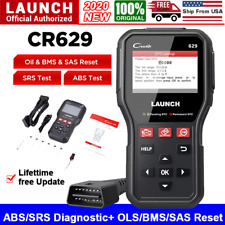 LAUNCH CR629 OBD2 Scanner Car Engine Code Reader ABS Airbag SRS Diagnostic Tool