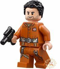 LEGO STAR WARS - MINIFIGURA POE DAMERON SET 75188 - ORIGINAL MINIFIGURE