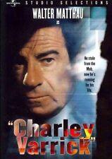 Charley Varrick 0025192620324 With Walter Matthau DVD Region 1