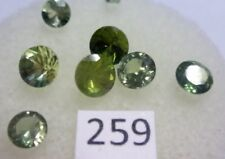 Natural Australian Sapphires  Mixed Sizes  , total of  2.cts. ID # 259
