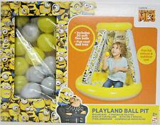 Minions  Despicable Me3  Bällchenbad mit 20 Bällen  Playland Ball Pit