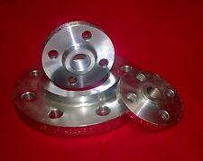 Gewindeflansch Stahl verzinkt DIN 2566 DN 15 bis DN 100