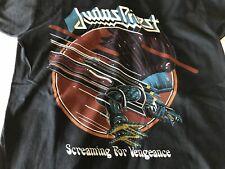 Vintage Judas Priest Screaming for Vengeance tour t-shirt original 1982 mint