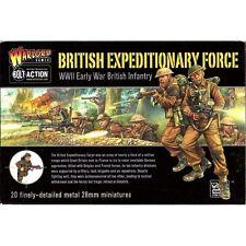 Warlord Games Britannico Corpo Force 28mm Regno Unito WWII Bullone Azione