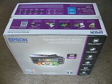 New Epson Expression Premium XP-800 Small-in-One Wireless Color Inkjet Printer