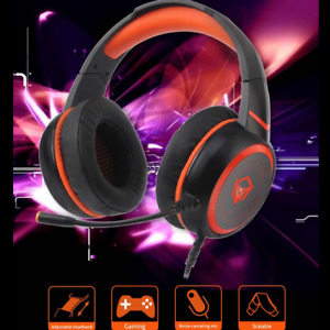 Gaming Headset Stereo HIFI Backlit + Microphone - Meetion Suits PS4