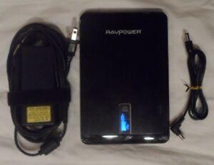 RAVPower 23000mAh Portable Charger External Laptop Battery Pack RP-PB14 9V-20V