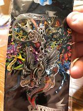 Ed Hardy Christian Audigier Key Chain Panther Dragon 3E Designs, LLC EH6156
