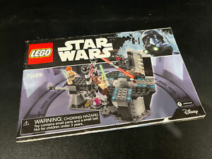 LEGO Star Wars 75169 Duel On Naboo - Instruction Manual Only