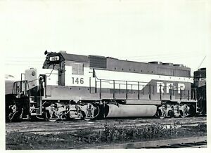 Train Photograph Richmond Fredericksburg Potomac Railroad R F P 146 147 Virginia