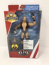 MATTEL WWE FLASHBACK SERIES 3 ELITE COLLECTION STONE COLD STEVE AUSTIN