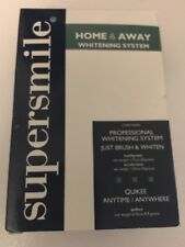 SUPERSMILE Professional Teeth Whitening System, HOME AND AWAY, Accelerator, NIB