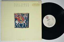 PAUL SIMON Graceland WARNER BROS LP VG+
