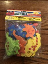 Kid Stuff Self Adesive Foam Dinosaur Stickers