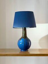 1960-1970 LAMPE CERAMIQUE MODERNISTE BAUHAUS MEMPHIS SCULPTURE Vallauris