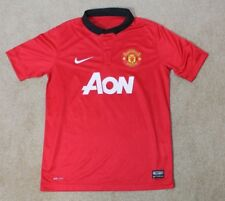 NIKE Manchester United FC Soccer Jersey - Youth Toddler Medium AON