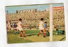 figurina - SAGITTARIO CALCIO 1969-70 N. 59 BARI/NAPOLI 0-0