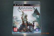 de Asesino Credo III PS3 Playstation 3