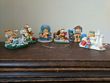 Danbury Mint Garfield Jim Davis Figurines Lot of 6