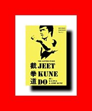LATTER STAGE JEET KUNE DO:THE BEGINNERS GUIDE TO THE MARTIAL ARTS BOOK/BRUCE LEE