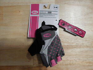 BELL ADELLE 500 Warm Weather Cycling GLOVES, S-M