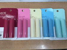 EOS lip balm dual pack stick