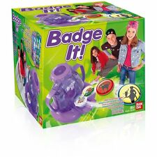 Bandai Badge It! Badge Maker (Styles May Vary) TOY GIFT  NEW SALE SALE SALE %%%%