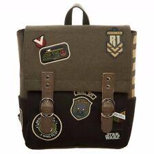 Star Wars Rogue One Movie Rebel Mini Backpack Book Bag Disney Licensed
