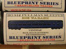 HO scale 5035 Censtar Branchline Blueprint Series 12-1 Pullman Sleeper