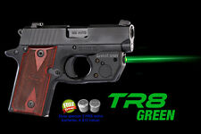 ARMALASER TR8 Green Laser Sight for Sig Sauer P238 & P938 Grip Touch Activation