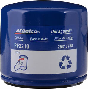 ACDelco Professional PF2210 Engine Oil Filter