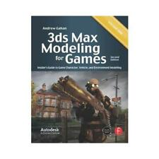 3Ds Max Modeling for Games Volume 1 by Andrew Gahan (author)
