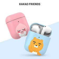 Genuine Kakao Friends AirPods Hard Case 1st/2nd Generation made in Korea