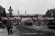 YO 197 - Wicker Arch, Sheffield, Yorkshire - 6x4 Photo