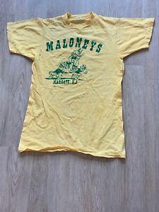Maloney's Margate NJ 1976 Tee T-shirt