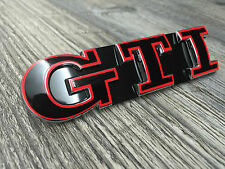 Golf 5 6 7 V VI VII GTI Neon Emblem Schriftzug Kühlergrill Wabengrill