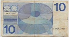 Mazuma *F854 Netherlands 1968 10 Gulden 5872935708 AVF