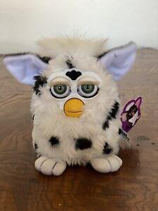 Furby. Original 1998. Plush Dalmation. As New. With Tag. Works!