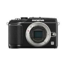 USED Olympus E-PL2 12.3MP Body Black Excellent FREE SHIPPING