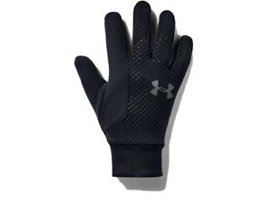 Under Armour Mens Core Liner Gloves 1349505 - New 2021