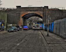 MILLWALL THE DEN RAILWAY ARCH 02  (FOOTBALL STADIUM) PHOTO PRINTS-KEYRINGS-MUGS