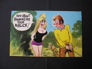 Bamforth Comic Series, Postcard No.283