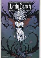 Lady Death Premiere Retailer Incentive  Comic Book Bonus Edition 2010