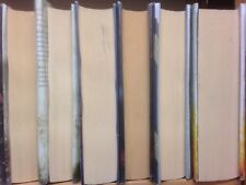 Job lot box of 15 books; hardback with 500-600 pages, suitable for BOOK FOLDING