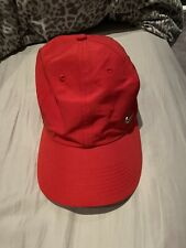 Nike Heritage 86 Cap Size 1 Red
