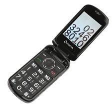 Olympia 2124 BRAVA Großtasten Handy schwarz