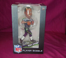 SEATTLE SEAHAWKS PERCY HARVIN #11 NFL FOOTBALL BOBBLE HEAD PENNANT BASE 2013